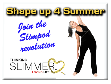 thinking slimmer